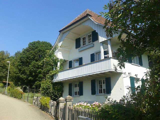 Wiedlisbach的民宿