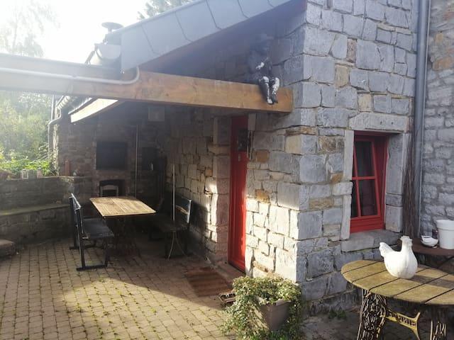 Ferrières的民宿