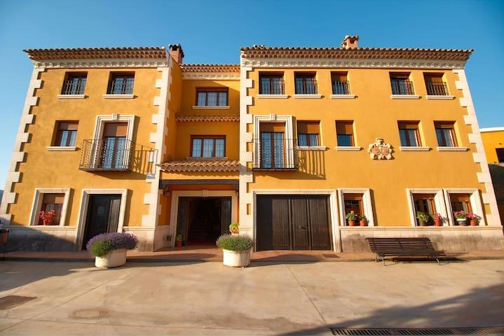 Villalba de la Sierra的民宿