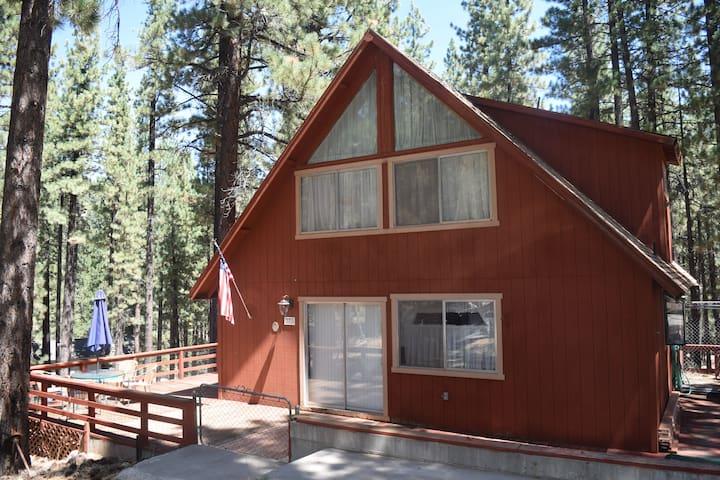 Markleeville Cabin