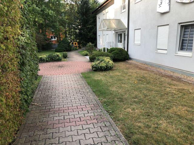 Königsbach-Stein 的民宿