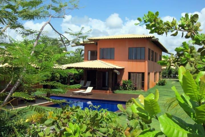 Casa Splinter in Imbassaí - Bahia