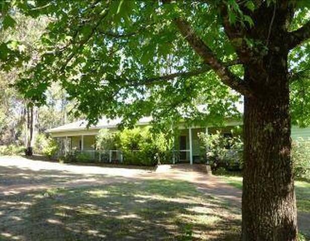 Jarrah Forest Lodge - Twinshare Room