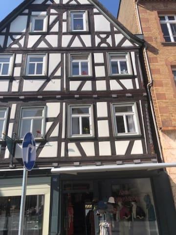 韦茨拉尔(Wetzlar)的民宿