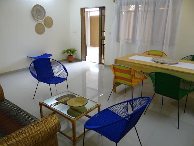 瓦加杜古的民宿