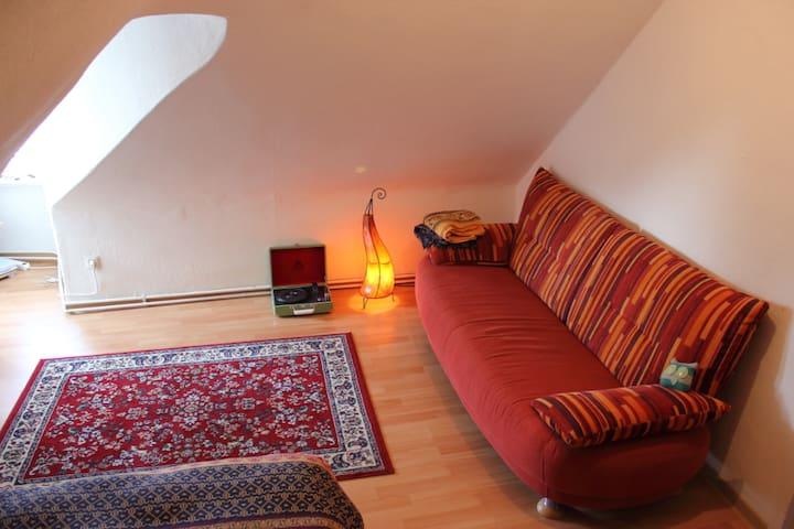 哥廷根的民宿