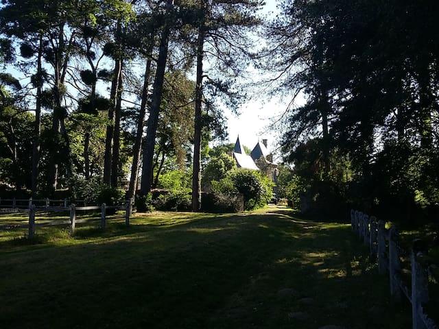 Dompierre-sur-Yon的民宿