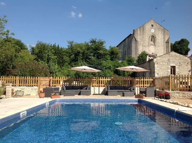 Dampierre-sur-Boutonne的民宿