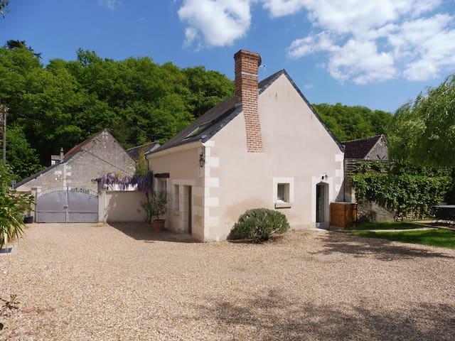 Rilly-sur-Loire的民宿