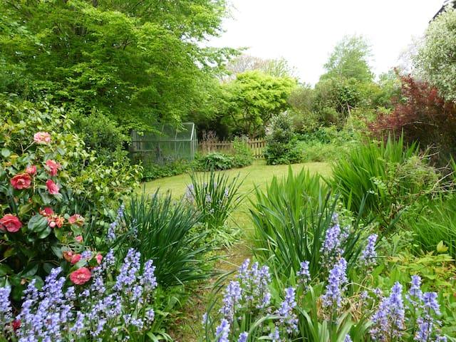 Millbrook, set in tranquil gardens.