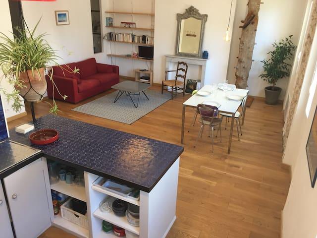 Appartement Saint Victor, rue Sainte
