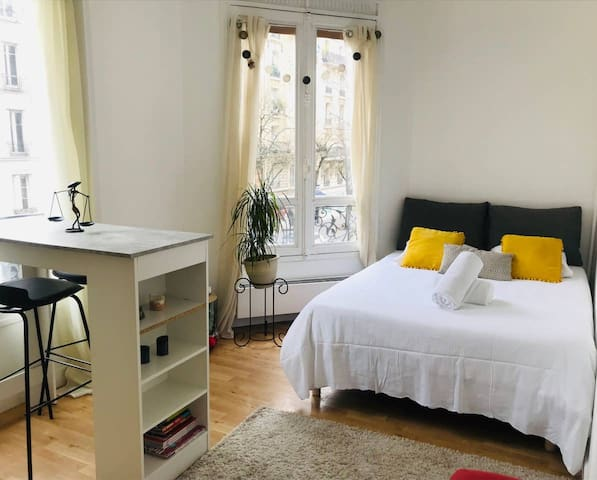 Charming flat Eiffel Tower - Beaugrenelle