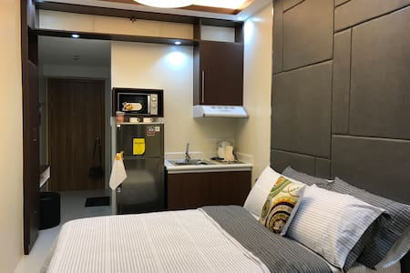 Modern studio in the heart of the city of Manila