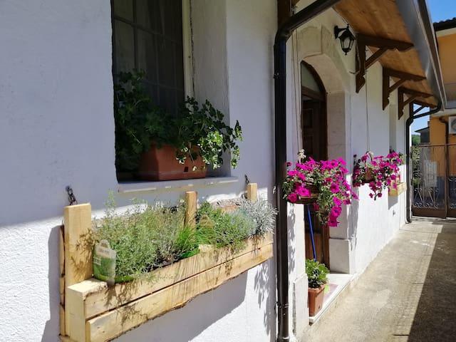 Conca Casale的民宿