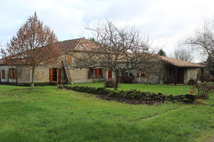 Meilhan-sur-Garonne的民宿