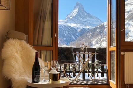 Le Dom, best views of Zermatt!