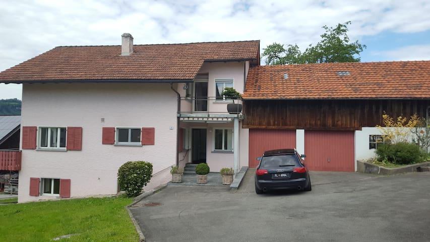 Schaanwald的民宿