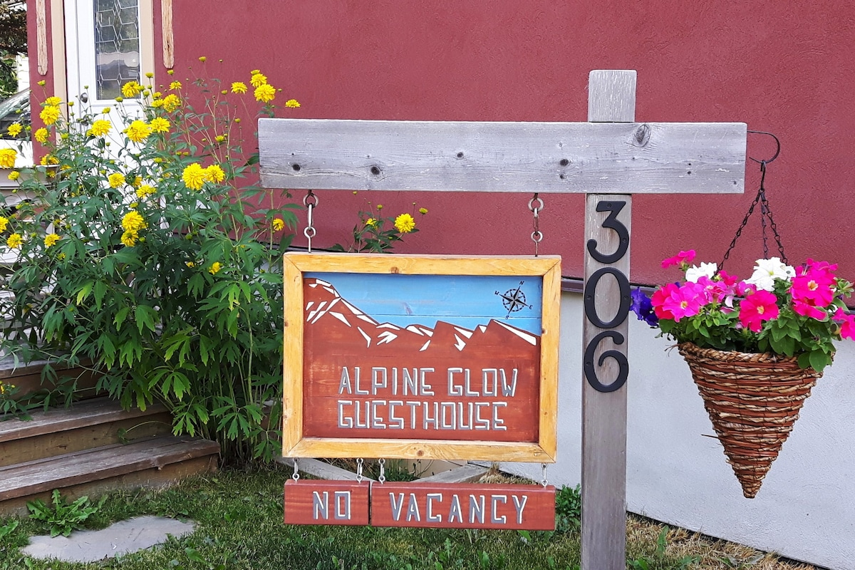 The Alpine Glow Guesthouse