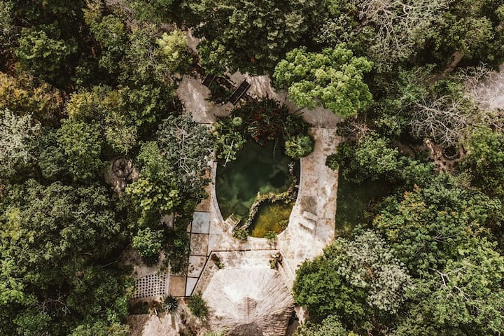 Puerto Morelos的民宿