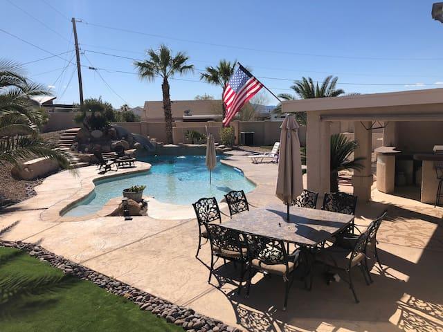 Stress free pool home!!