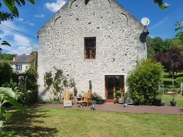 Bonneuil-en-Valois的民宿