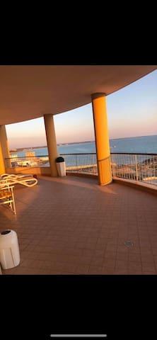 Appartamento fronte mare Gallipoli Lido S.Giovanni