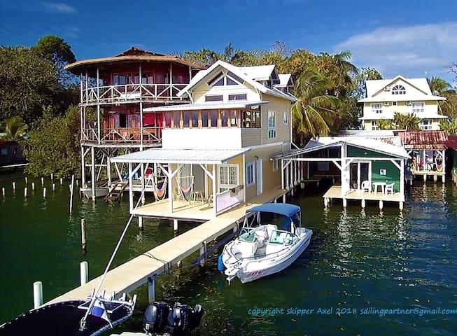 Colón Island的民宿