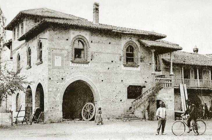 Grazzano Visconti的民宿