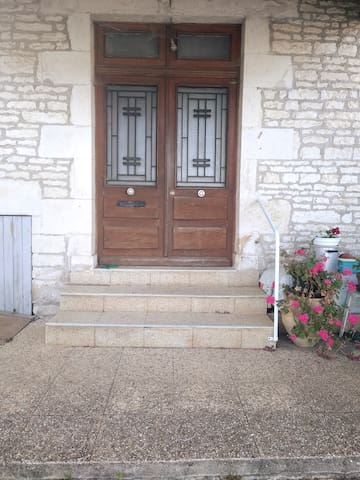 Courcôme的民宿