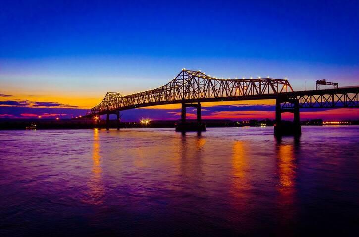 巴吞鲁日(Baton Rouge)的民宿