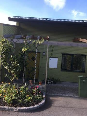 Gottsunda-Vårdsätra的民宿