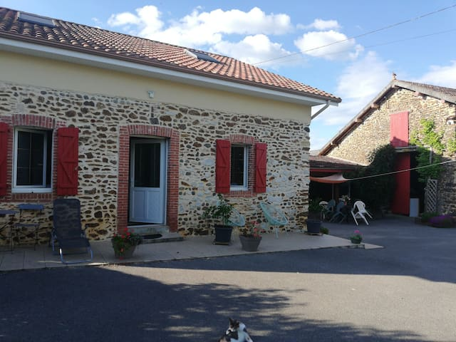 Sault-de-Navailles的民宿