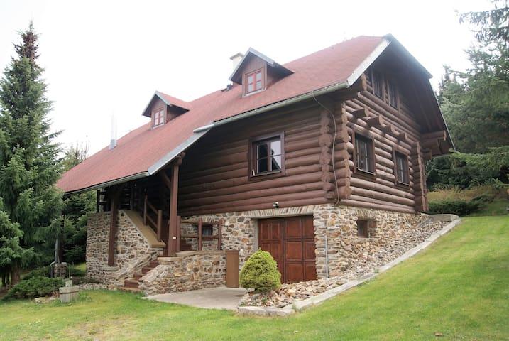 Vimperk的民宿