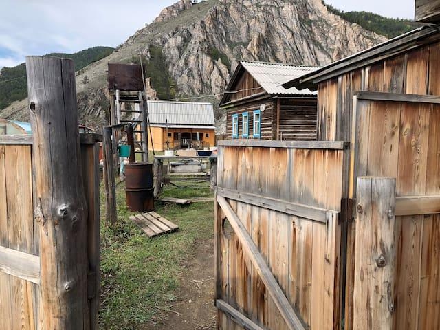 Buguldeyka的民宿