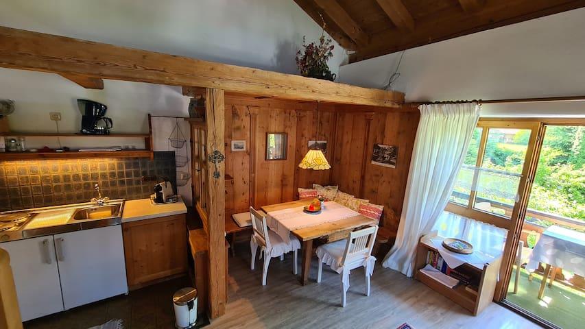 奥伯阿默高(Oberammergau)的民宿