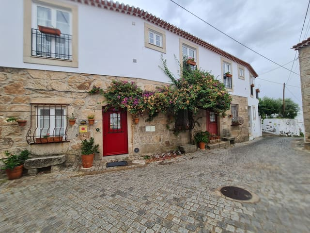 布朗库堡(Castelo Branco)的民宿