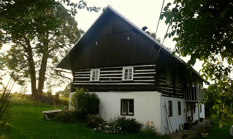 Soběslavice的民宿
