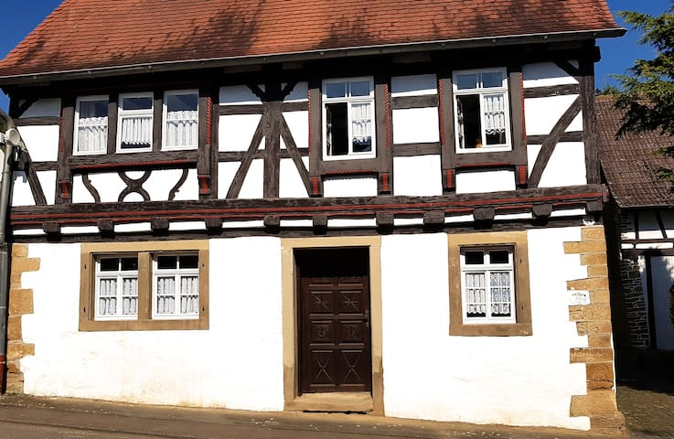Unkenbach的民宿