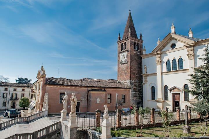 Isola della Scala的民宿