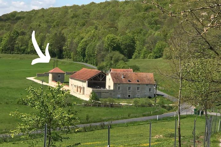 Arc-en-Barrois的民宿