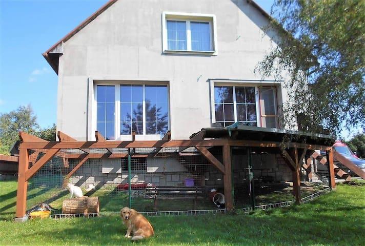 Kunžak的民宿