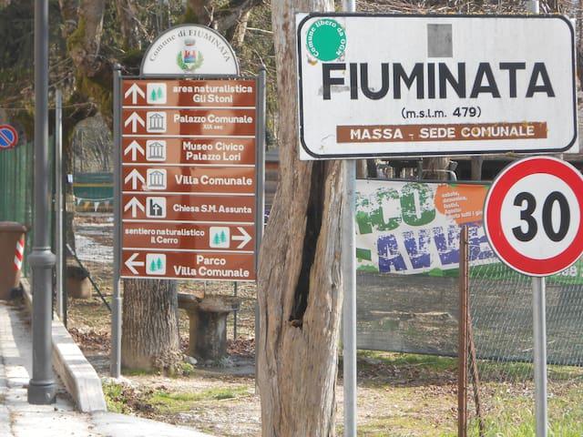 Fiuminata的民宿