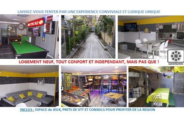 Moyenmoutier的民宿