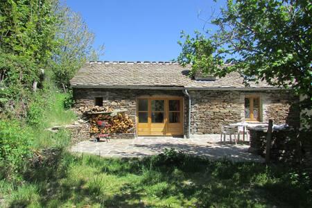 Maison avec terrasse, très lumineux en Cévennes