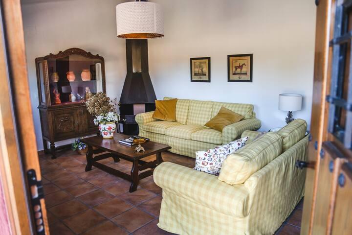 Cabañas de Sayago的民宿