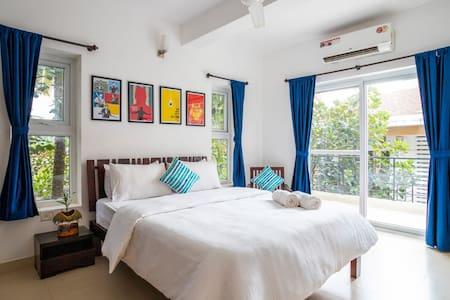 3 Bed Apartment Near Baga and Calangute Beach