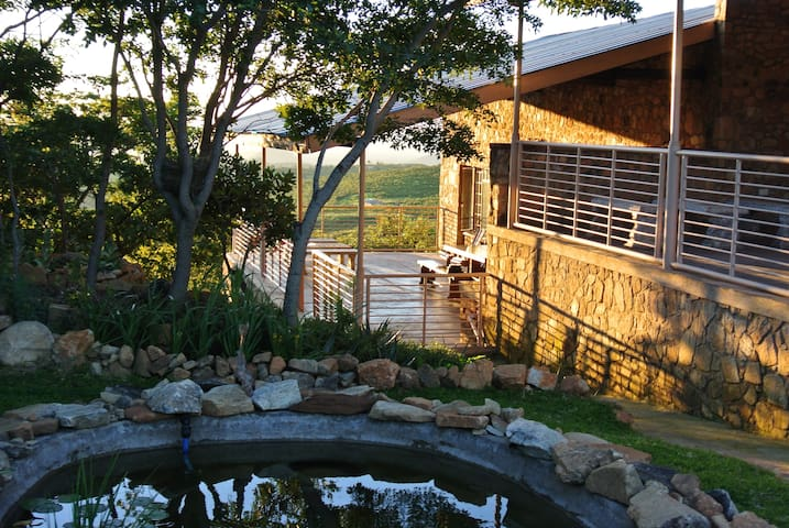Zumbane Lodges
