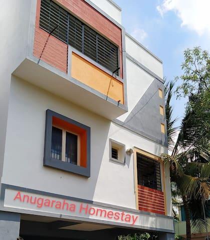 Tiruchirappalli的民宿