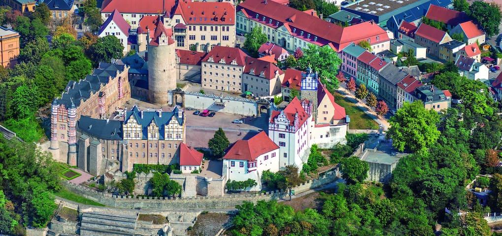 Bernburg (Saale)的民宿