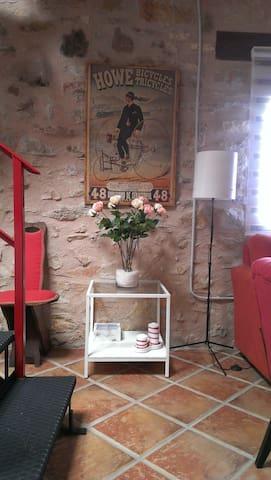 Anquela del Pedregal的民宿